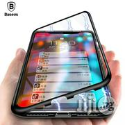 Baseus Magnetic Adsorption Case for iPhone X | Accessories for Mobile Phones & Tablets for sale in Lagos State, Ikeja