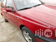Tokunbo Volkswagen Golf 3 2002 Red | Cars for sale in Lagos State