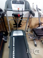 American Fitness 2hp Treadmill With Massage And Inclination (Port Harcourt) | Massagers for sale in Rivers State, Port-Harcourt