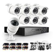 VINOVO CCTV 8 Channels AHD Outdoor App View System | Security & Surveillance for sale in Lagos State, Ikeja