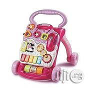 Youleen First Steps Activity Baby Walker (Pink)   Children's Gear & Safety for sale in Abuja (FCT) State, Garki 1