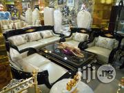 High Quality Italian Living Room Sofa Chair 7 Seaters | Furniture for sale in Lagos State, Lekki Phase 1