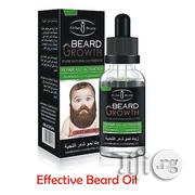 Beard Growth Essential Oil   Skin Care for sale in Lagos State, Lagos Mainland