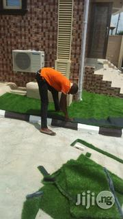 Creat A Frame On Ur Tv Side With Green Grass Rugs | Home Accessories for sale in Lagos State, Ikeja
