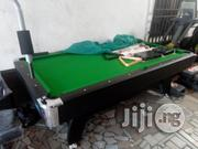 Standard Pool Table 8ft at Ejico Sports | Sports Equipment for sale in Rivers State, Port-Harcourt