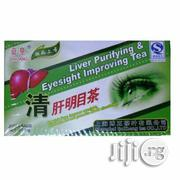2pack Liver Purifying Eyesight Improving Tea (40bags) -80g | Vitamins & Supplements for sale in Lagos State, Apapa