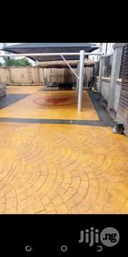 Concrete Stamping Flooring Designs And Polishing | Building & Trades Services for sale in Lagos State, Lagos Mainland