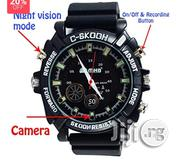 IR 1080P Night Vision Camera Wrist Watch G-Skooh | Watches for sale in Lagos State, Ikeja