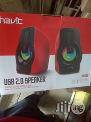 Havit USB 2.0 Speaker Sk586 | Audio & Music Equipment for sale in Lagos State, Ikeja