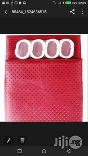 Shower Curtain-wine   Home Accessories for sale in Lagos State, Amuwo-Odofin