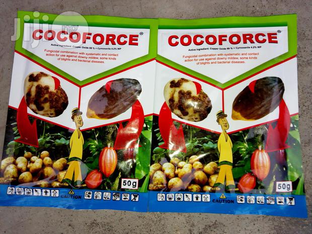 Cocoforce Systematic And Contact Action Fungicide