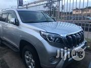 Tokunbo Toyota Prado 2015 Silver | Cars for sale in Lagos State, Surulere