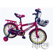 Generic Rugged/Strong Standered Red Color Bicycle (Back Seat -16 Inches 6-16yrs)   Toys for sale in Abuja (FCT) State, Garki 1