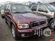 Very Clean Nissan Pathfinder 2003 Wine | Cars for sale in Lagos State, Apapa