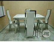 New Design Marble Dinning Set | Furniture for sale in Abuja (FCT) State, Gwarinpa
