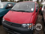 Tokunbo Toyota Hiace 2003 Red | Buses & Microbuses for sale in Lagos State, Apapa