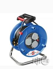 Extention Cable Reel 50m Power Distribution - Plastic Body | Electrical Equipment for sale in Lagos State