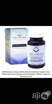 Relumins Max Does Glutathione | Vitamins & Supplements for sale in Lagos State, Ojo