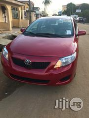 Toyota Corolla 2009 Red | Cars for sale in Lagos State, Isolo