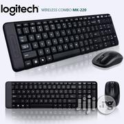 Logitech MK220 Wireless Keyboard and Mouse Combo | Computer Accessories  for sale in Lagos State, Ikeja