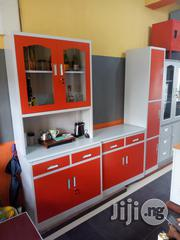 Reliable and Strong Metal Kitchen Cabinets Brand New   Furniture for sale in Lagos State, Ikorodu