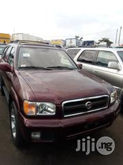 Nissan Pathfinder 2002 Red | Cars for sale in Lagos State, Apapa