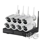 Wifi 8channel CCTV Camera KIT | Security & Surveillance for sale in Lagos State, Ikeja