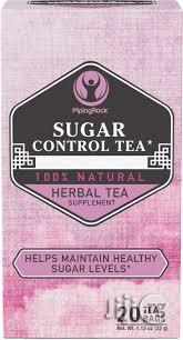 Blood Sugar Control Tea For Diabetics With Mulberry Leaf Chinese Herb | Vitamins & Supplements for sale in Lagos State, Victoria Island