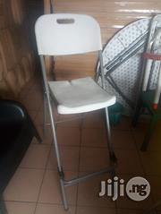 Exotic Strong Unique Fodable Bar Stools Chair Imported Brand New | Furniture for sale in Lagos State, Lekki Phase 1