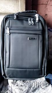 Business Water Resistant Laptop Backpack With USB PORT AND EARPICE | Bags for sale in Lagos State, Surulere