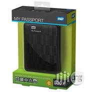 WD 500GB My Passport Ultra Portable Hard Drive USB 3.0 | Computer Hardware for sale in Lagos State, Ikeja