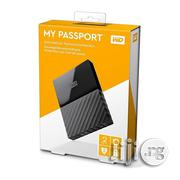 Western Digital My Passport 2TB USB 3.0 Black Portable Hard Drive | Computer Hardware for sale in Lagos State, Ikeja