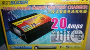 12volts DC 20 Amps Analog Battery Charger   Vehicle Parts & Accessories for sale in Kwara State, Ilorin East