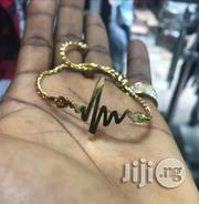Unisex Gold Hand Bracelet | Jewelry for sale in Lagos State, Ojo