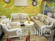 High Quality Italian Leather Living Room Sofa Chair Seven Seater | Furniture for sale in Lagos State, Lekki Phase 1