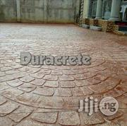 Stamp Concrete Materials   Building & Trades Services for sale in Rivers State, Port-Harcourt