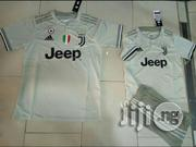 Authentic Juventus 2018/19 Official Alternate Jersey | Clothing for sale in Lagos State, Ikorodu