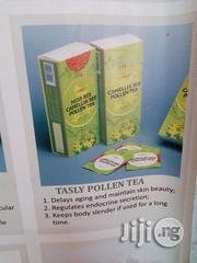 Tasly Pollen Tea | Vitamins & Supplements for sale in Lagos State, Orile