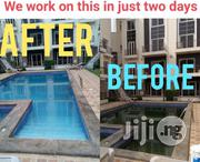 Swimming Pool Mentainance Service | Building & Trades Services for sale in Lagos State, Lagos Mainland