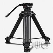 NEST NT-660 Camera Camcorder Tripod Professional For DSLR Video Tripod | Photo & Video Cameras for sale in Lagos State, Ikeja