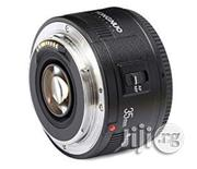 Nikon Camera Fitting Yongnuo 35mm 1.8F Lens   Accessories & Supplies for Electronics for sale in Lagos State, Lagos Island