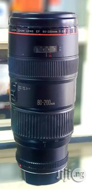 Canon Camera Lens EF 80-200mm F2.8 | Accessories & Supplies for Electronics for sale in Lagos State, Ikeja
