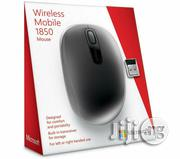 MICROSOFT Wireless Mobile Mouse 1850   Computer Accessories  for sale in Lagos State, Ikeja