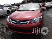Tokunbo Toyota Corolla 2010 Red | Cars for sale in Lagos State, Apapa