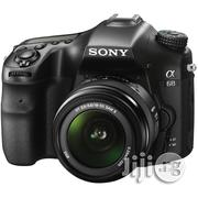 London Used Sony A68 With Complete Accessories | Photo & Video Cameras for sale in Lagos State, Ikeja