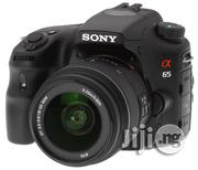 London Used Sony A65 With Complete Accessories | Photo & Video Cameras for sale in Lagos State, Ikeja