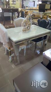 4 Seaters Marble Dining Table. | Furniture for sale in Abuja (FCT) State, Garki II
