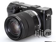 UK Used Sony Nex 7 Mirror-less Camera With Its Accessories | Photo & Video Cameras for sale in Lagos State, Ikeja