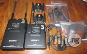 Sony Lapel Mic For Rent | Audio & Music Equipment for sale in Lagos State, Oshodi-Isolo