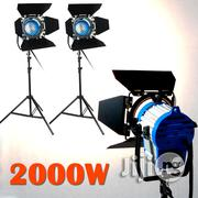 Fresnel Tungstan Lights 300w, 650w, 1000w And 2000w For Rent | Party, Catering & Event Services for sale in Lagos State, Oshodi-Isolo